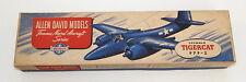 Allen David Models Grumman Tigercat F7F-2 Model Airplane Wood Kit R9331