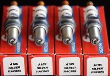 4X NEW Spark Plug KAWASAKI NINJA ZX-6RR ZX-6R ZX636 ZX750 ZXR750 750 BRISK A10S