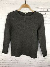 DRYKORN KNIT SWEATER MEDIUM WOMEN'S EARTH TONE FOR BEAUTIFUL PEOPLE DESIGNER DAJ