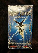 VHS Crusty Demons The 7th Mission Flesh Gear Alpinestars Dirt Bikes Motorcycle