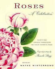 ROSES: A CELEBRATION 32 Gardeners' Favourite Rose Winterrowd NEW HARDCOVER BK 12