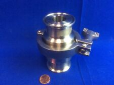 """SANITARY VERTICAL CHECK VALVE 1"""" LINE WITH 1-1/2"""" TRI-CLAMP CONNECTION"""