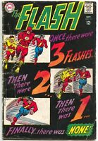 Flash 173 1st Series DC 1967 FN Carmine Infantino Barry Allen Jay Garrick