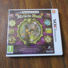 Professor Layton and the Miracle Mask | Nintendo 3DS / 3 DS XL | Complete PAL