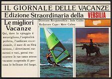 AD1955 Lucca - Provincia - Versilia - Le migliori vacanze - Vedute