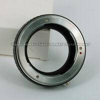No Glass Contax Yashica CO/Y CY C/Y Lens to Nikon DSLR Adapter Ring f Macro Shot