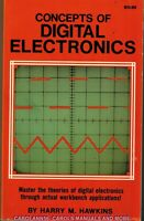 CONCEPTS OF DIGITAL ELECTRONICS Harry M Hawkins 1983
