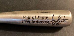 1999 SGA Kansas City Royals George Brett Hall of Fame Pewter Bat Keychain