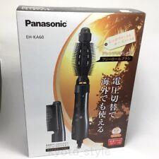 Panasonic KURUKURU Curling Hair Dryer EH-KA60-K Black AC100-120V/200-240V JAPAN