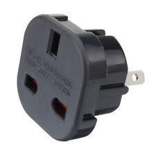 UK To USA US Australia New Zealand Universal Adapter Power Plug Converter Travel