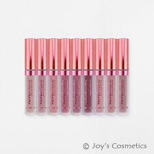 """2 LA SPLASH Velvet matte Lipstick collab By LauraG """"Pick Your 2 Color"""" *Joy's*"""