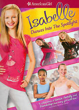 An American Girl: Isabelle Dances into the Spotlight DVD NEW!!    FREE SHIPPING!