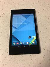 Asus Google Nexus 7 (2nd Generation) 16GB Wi-Fi 7in Tablet - Black