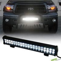120W CREE LED Work Light Bar Spot Flood Off-Road Fog Lamp For SUV Van Truck V13