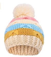 Girls Winter Hat Kids/Children Knit Beanie Toddlers Winter Cap