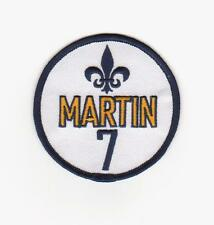 NHL BUFFALO SABRES MEMORIAL PATCH FOR RICK MARTIN # 7 (RICHARD LIONEL MARTIN)