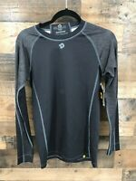NWT DeMarini Men's Black Print Comotion Winter Ball Baseball Long Sleeve
