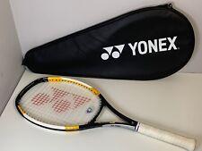 Yonex Power Isometric RQS 9 Graphite Tennis Racket 260g & Official Case Bag Rare