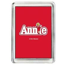 Annie. The Musical. Fridge Magnet.