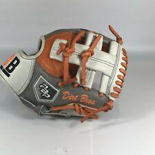 "Pbp Dirt Bros Infield Baseball Trainer 9.5"" Infield Training Glove"