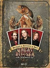 Courage & Patience & Grit: In Concert by Great Big Sea DVD + CD  k1