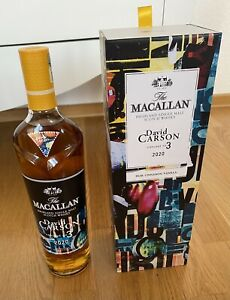 Macallan Concept 3 Limited Edition Whisky