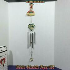 Betty Boop 20003 RAINBOW 28.5 inch Sun Catcher Wind Chime in Gift Box