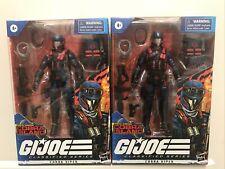 G.I. Joe Classified Series Cobra Viper Target Exclusive Cobra Island Set Of 2
