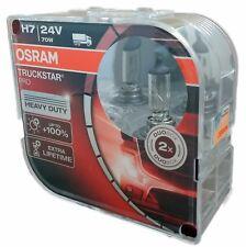 H7 OSRAM Truckstar Pro 64215TSP +100% mehr Licht  Extra Lebensdauer  2er Set