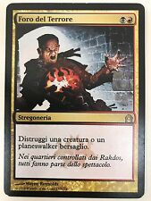MAGIC MtG - FORO DEL TERRORE - DREADBORE - NM  ITA