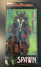 Mortal Kombat SPAWN WITH SWORD 7-Inch Deluxe Action Figure NM