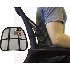 CHAIR CAR SEAT MESH CUSHION VENT Back Lumbar Support Brace Office Truck