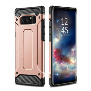 For Samsung Galaxy S9 S8 Plus S7 edge Note 9 8 Case Cover Hard Armour Bumper