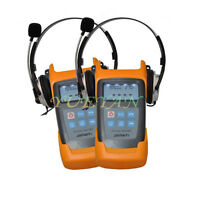 Fiber Optic Testing Tools JoinWit JW4103N Optical Talk Set 1310/1550nm 100km
