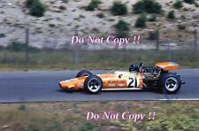 Andrea de Adamich McLaren M14D Olandese GRAND PRIX 1970 Fotografia