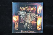Satyricon - Nemesis Divina Moonfog PROMO CD FOG 012 Black Metal Darkthrone
