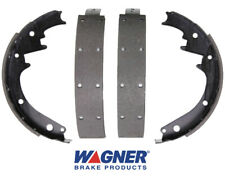Drum Brake Shoe WAGNER REAR Replace OEM# 1154134