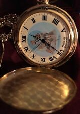 Waltham Norman Rockwell Collection Pocket Watch