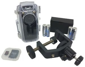 Brinno UK HD Construction Kit - time lapse kit with G-clamp