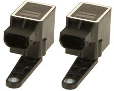 BMW E82 E88 E46 540i 650i Set of 2 Headlight Level Sensors 37146784696