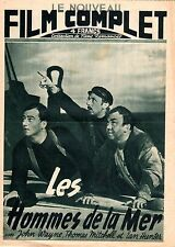 LES HOMMES DE LA MER JOHN WAYNE THOMAS MITCHELL (NOUVEAU FILM COMPLET) 1946
