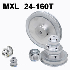 Mxl Timing Belt Pulley 24 160t Synchronous Wheel Bf Width 7mm11mm Bore 5mm 20mm