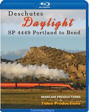 Deschutes Daylight SP 4449 Portland to Bend BLU-RAY 7idea Bend Columbia River
