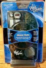 Wet Tunes Shower Radio *Batteries Included*