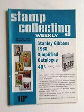 Collezionare francobolli SETTIMANALE OTT 19th 1967-L' EUROPA DOPO WW1 Balcani, NUOVE EBRIDI