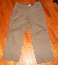 Mens Columbia Titanium Army Green Outdoor Pants 38W x 32L