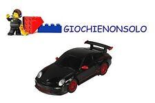 JAMARA 404098 - Porsche GT3 1:24 nero 40 MHz incluso batterie