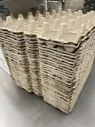 **33**CHICKEN EGG CARTONS PAPER TRAYS FLATS HATCHING CRAFT POULTRY, 30 EGGS EACH