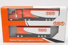 HERPA HO 1/87 COFFRET TNT CAMION KENWORTH T600 ROAD TRAIN / TRAIN ROUTIER