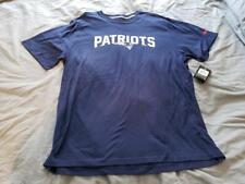 NEW ENGLAND PATRIOTS NIKE NFL Football T-Shirt ADULT XXL New NWT